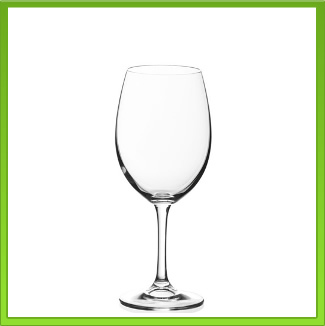 Red Wine Glasses for Hire