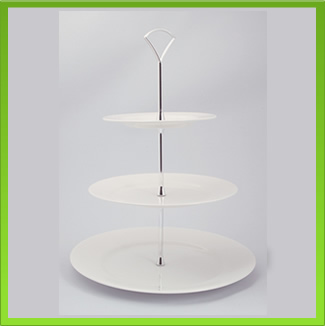 3-Tier Cake Stand for Hire
